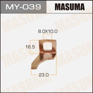 Фотография Masuma MY039