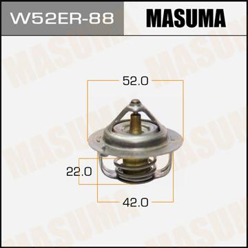 Фотография Masuma W52ER88