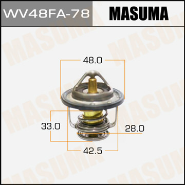 Фотография Masuma WV48FA78