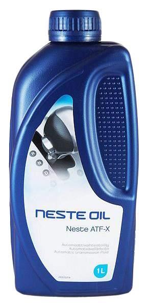 Масло трансмиссионное NESTE ATF-X  DexIII