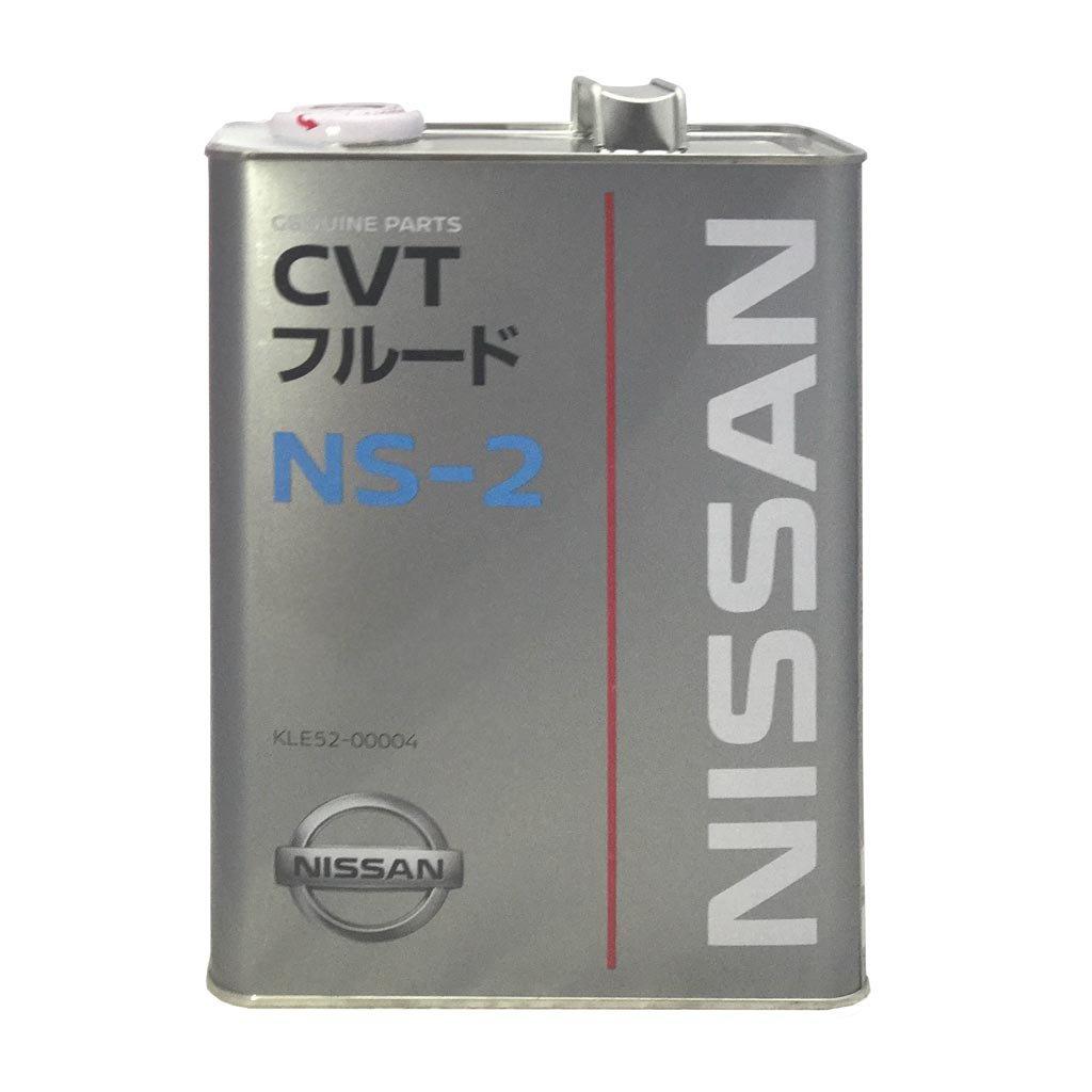 Масло трансм CVT NS-2 (4л) ЖБ