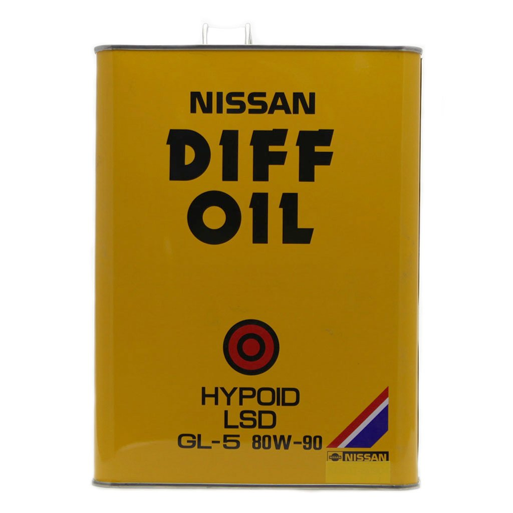 Масло для дифференциала (HS-2) (LSD) (4L)