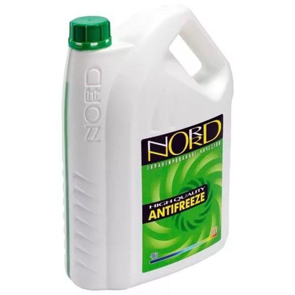 Антифриз NORD-40 зеленый 5кг