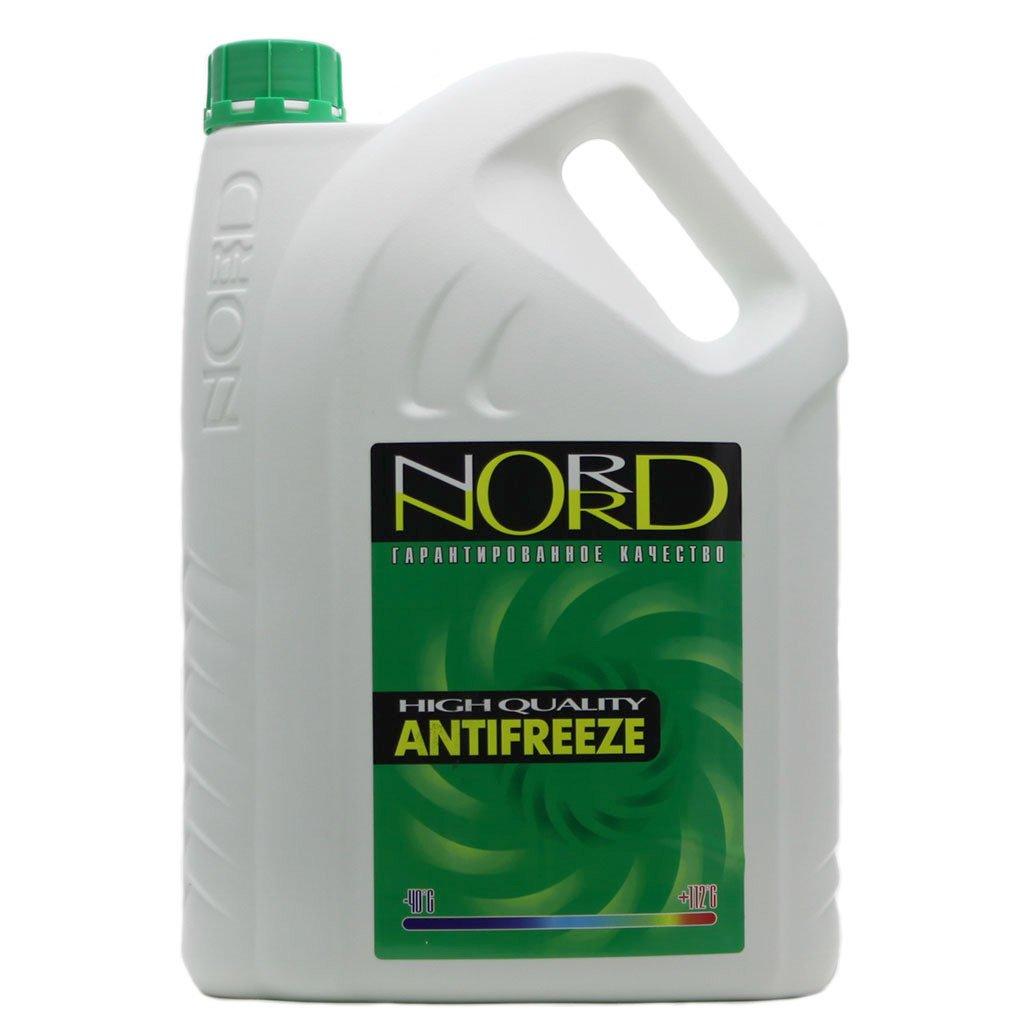 Антифриз NORD-40 зеленый (5кг)