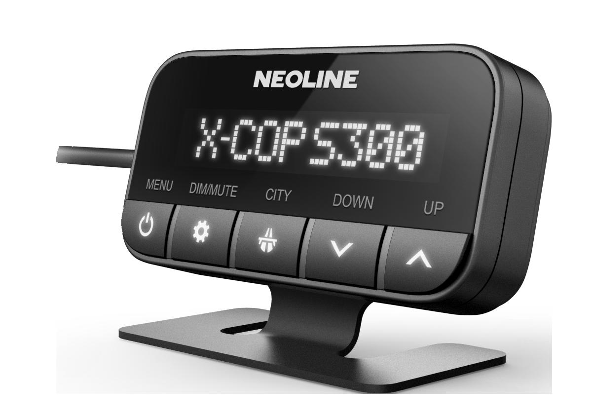 Радар-детектор для крытой установки neoline x-cop