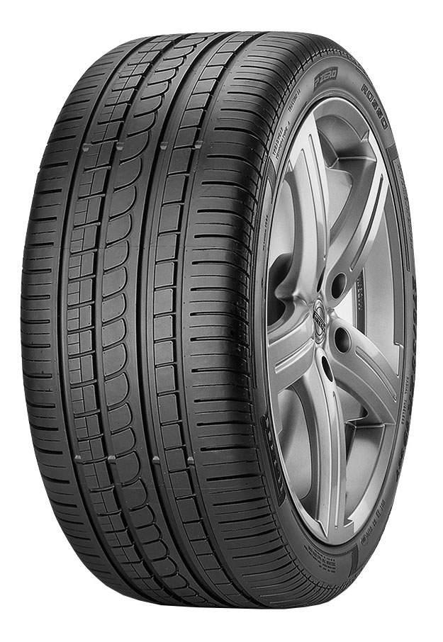 Автошина R19 285.45 Pirelli P Zero Rosso Asimmetrico 107W (лето)