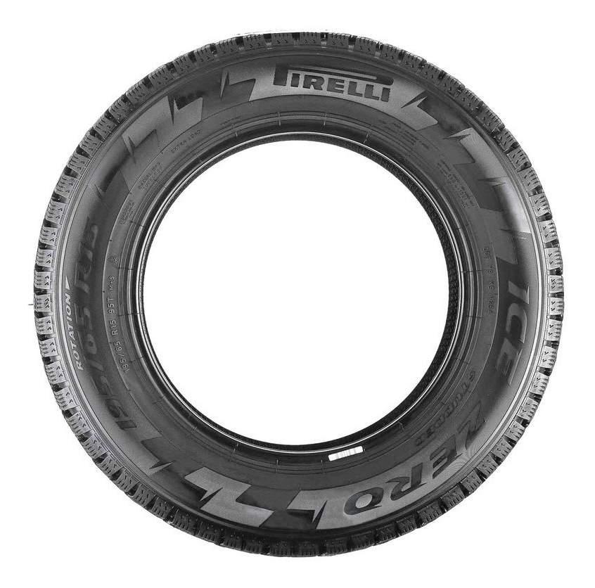 Автошина R18 255/60 Pirelli Winter Ice Zero 112T XL (шип)