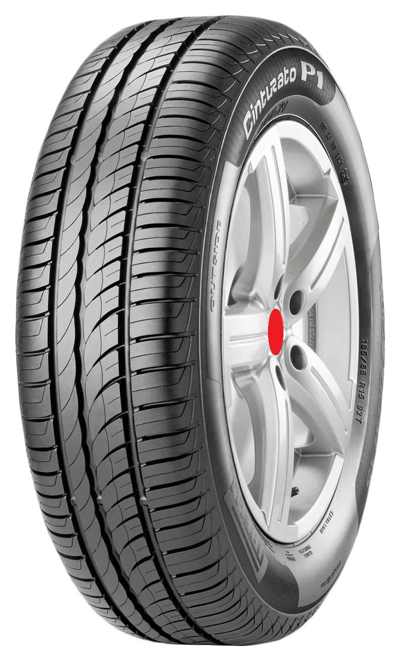 15/185/65 Pirelli Cinturato P1 Verde 92H