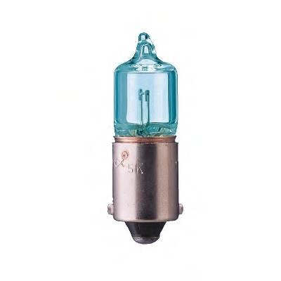 H6W BlueVision 12V (6W) Лампа в блистере 4000k (к-кт 2шт)