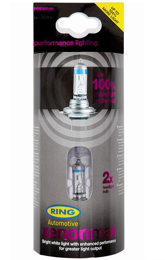 Лампа H7 12V - XENON MAX +100% - PERFORMANCE AUTOLAMPEN (BLISTER) -