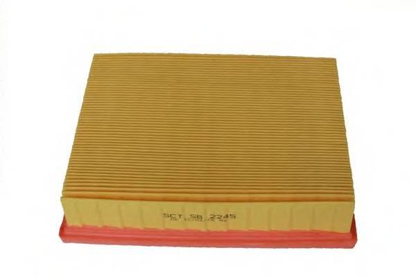 Воздушный фильтр MERCEDES-BENZ A/B-CLASS W169/W245 04-