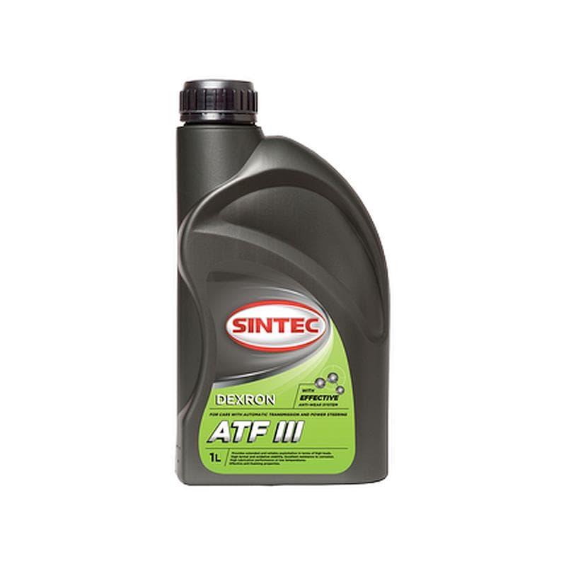 Масло ATF III Dexron 1л 15