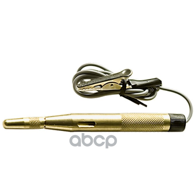 SPARTA 555105 Пробник автомобильный 6-24 В. 110 мм. металлический корпус