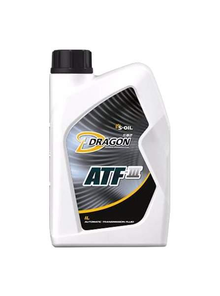 DRAGON ATF III. 1L - трансмиссионное DEXTRON III