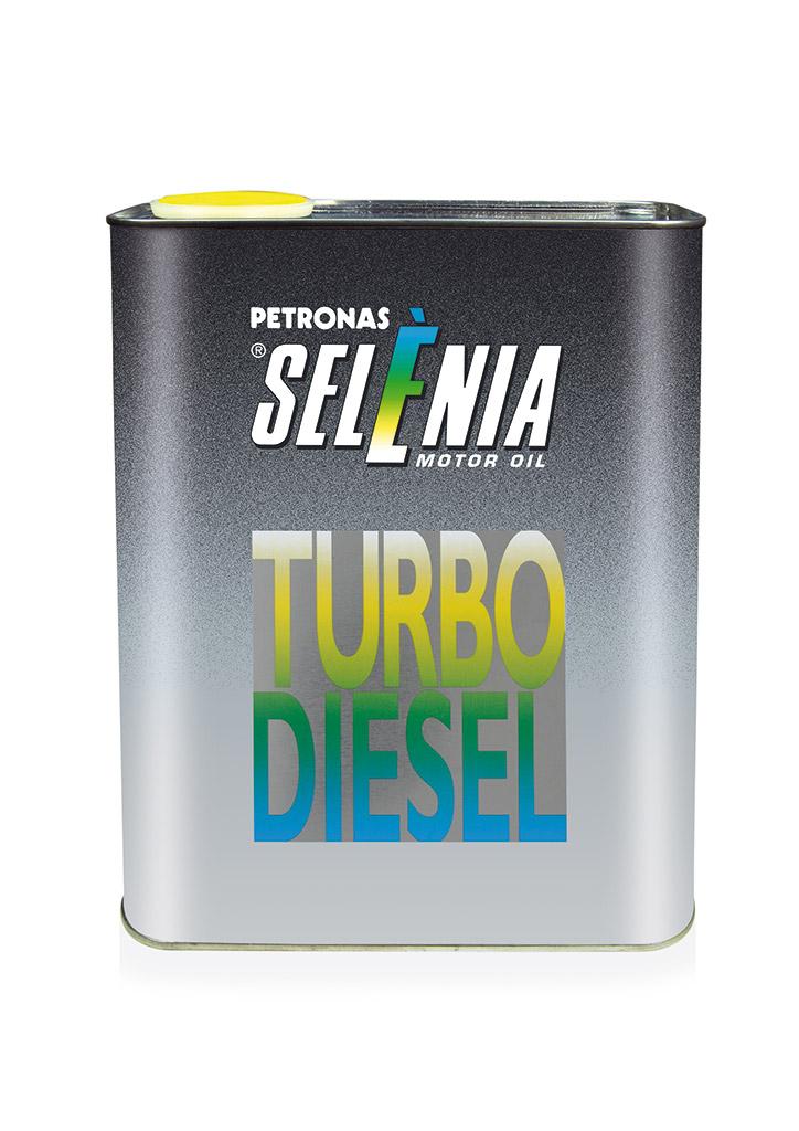 Масло моторное полусинт. TURBO DIESEL 10W-40 (2л)