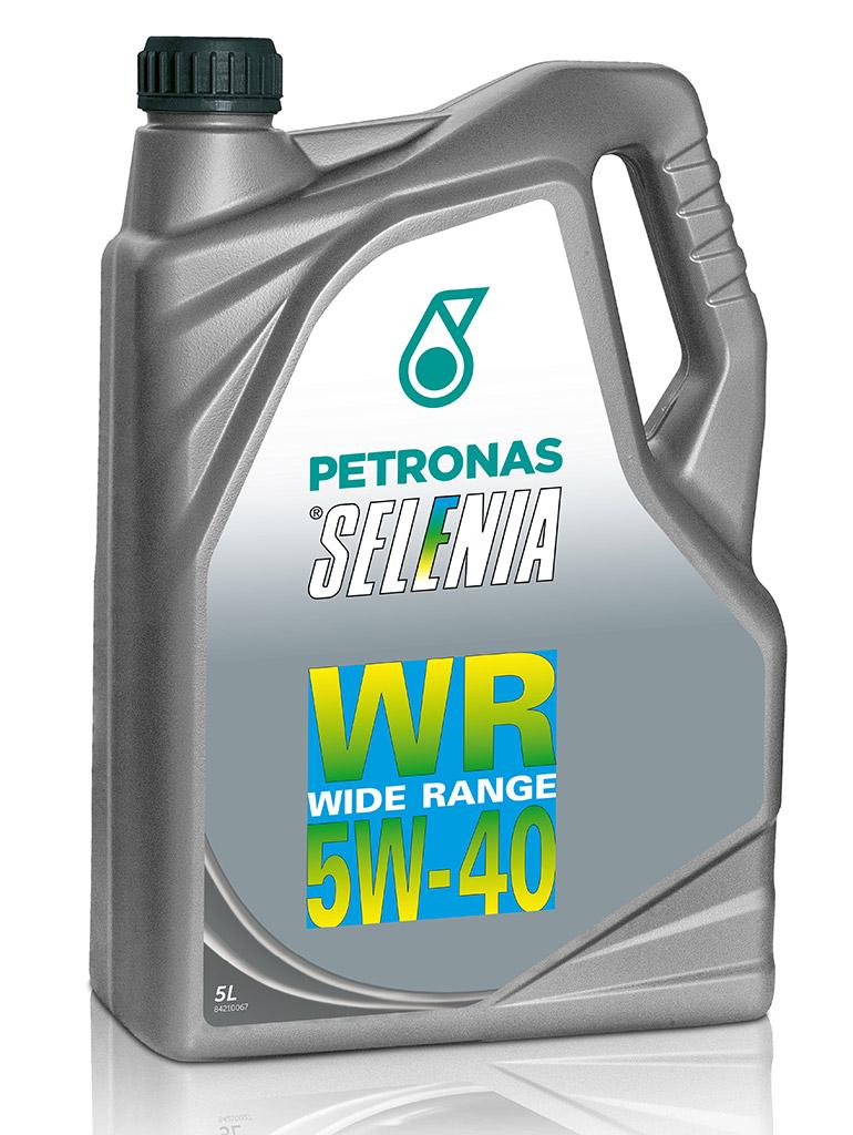 Масло моторное синт. WR 5W-40 DIESEL (5л)