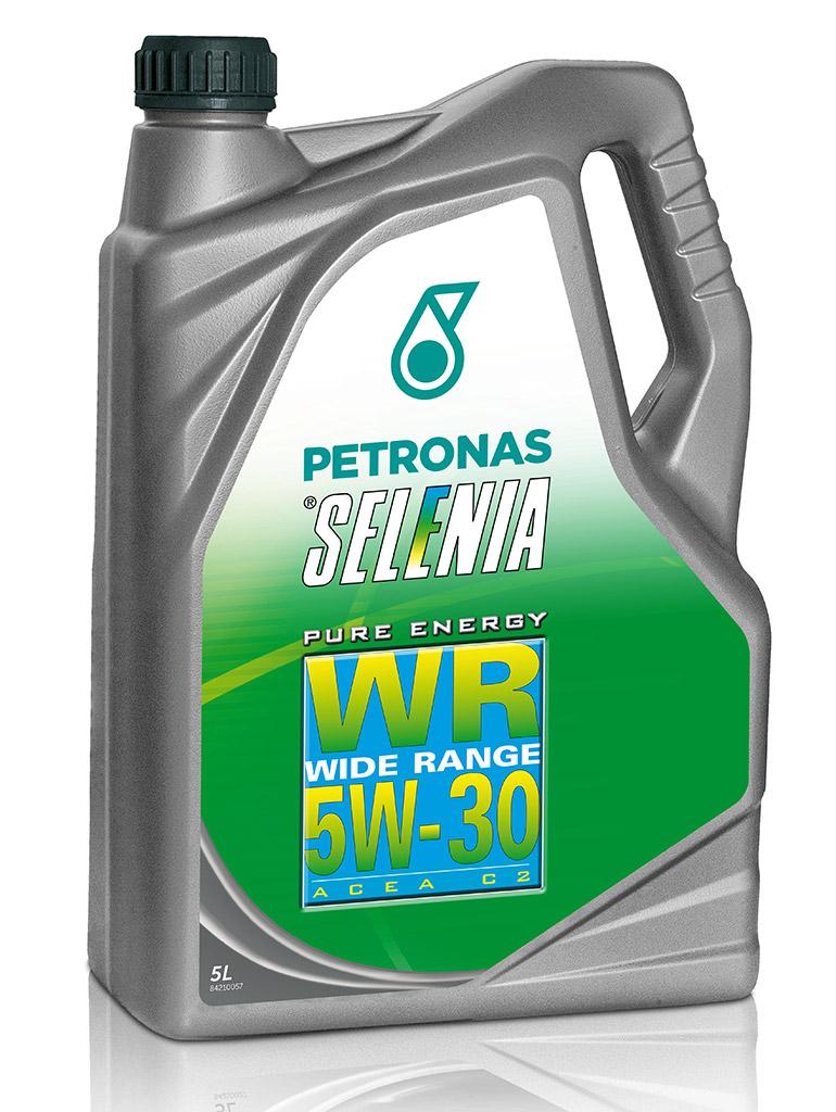 Масло моторное синт. WR PURE ENERGY 5W-30 DIESEL (5л)