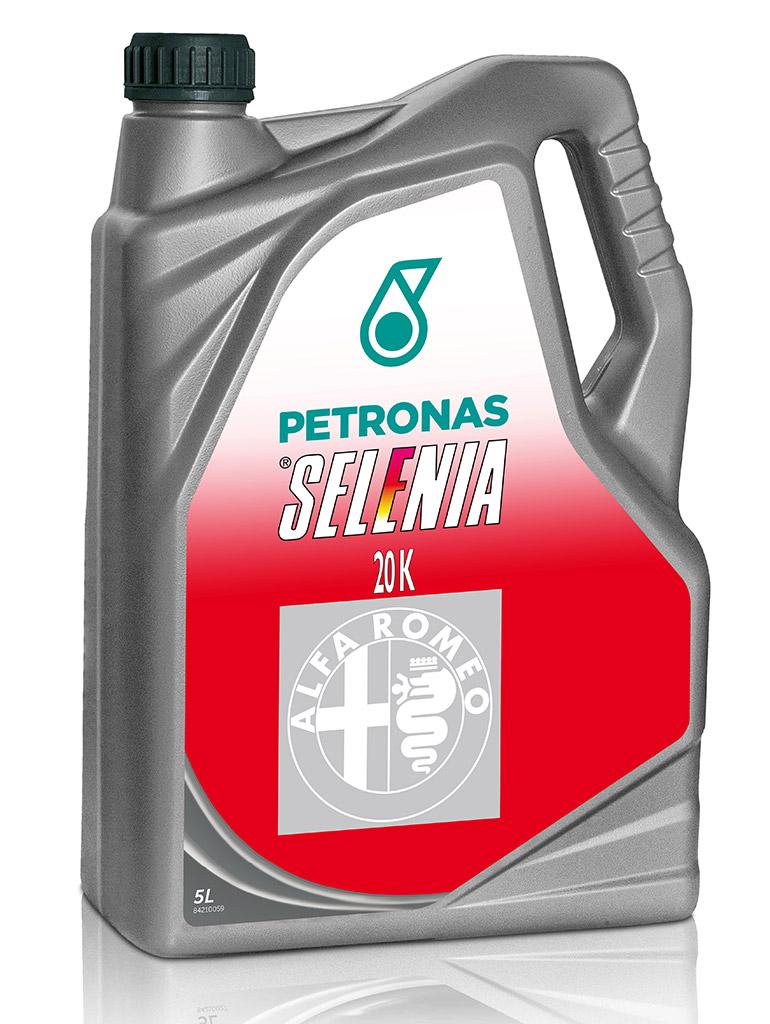 Масло моторное полусинт. 20 K ALFA ROMEO 10W-40 (5л)