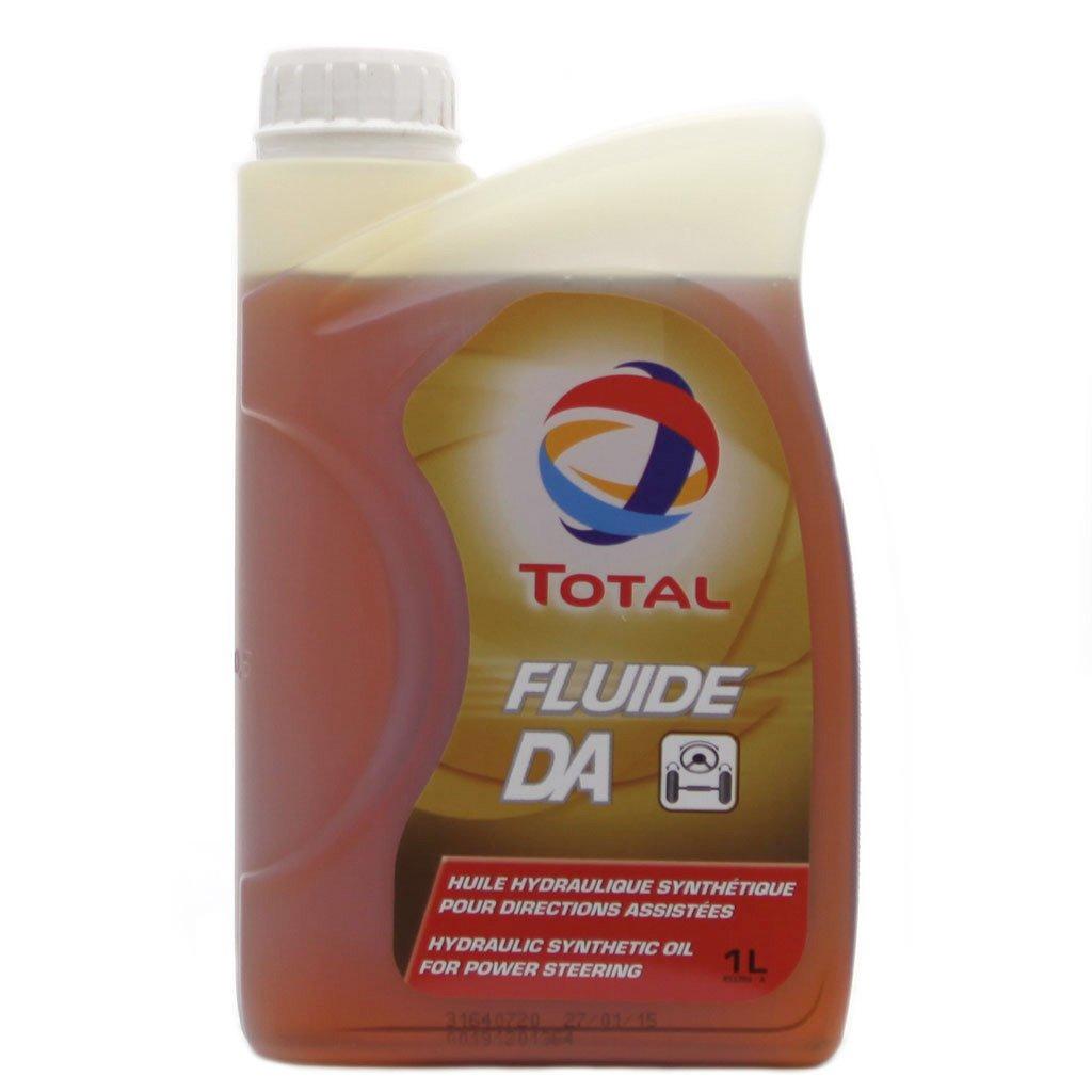 Жидкость ГУР TOTAL FLUIDE DA (1л) (для электронных систем управления)