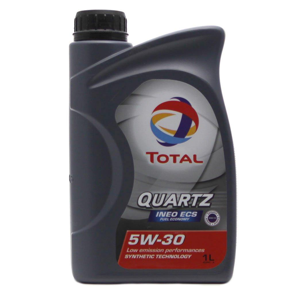 Масло TOTAL QUARTZ INEO ECS 5W30 синт (1л)