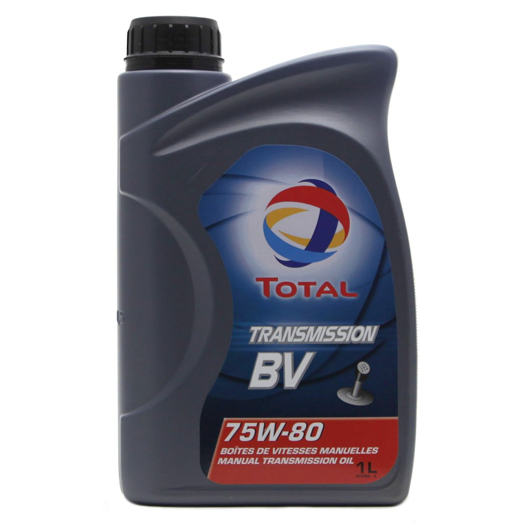 Масло трансм TOTAL Transmission BV 75W80 GL-4 (1л)