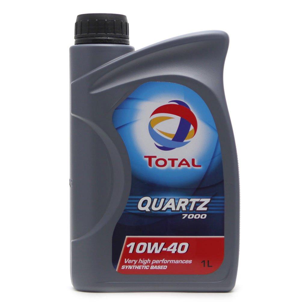 Масло TOTAL QUARTZ 7000 10W40 псинт (1л)