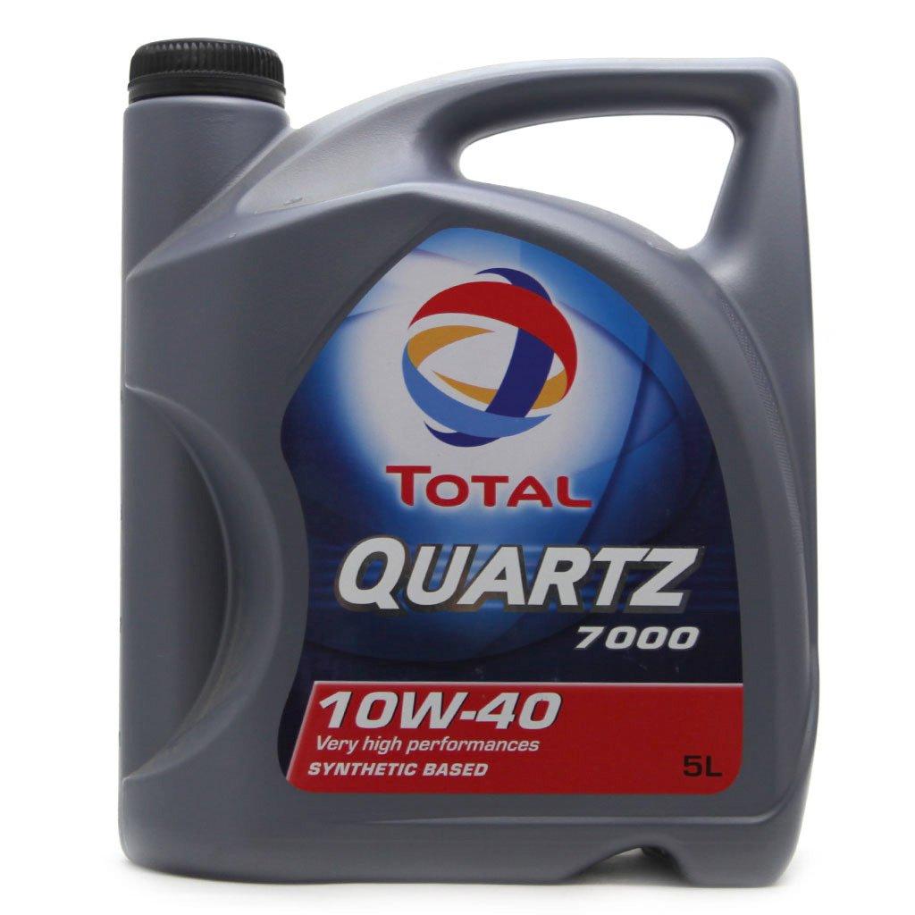 Масло TOTAL QUARTZ 7000 10W40 псинт (5л)