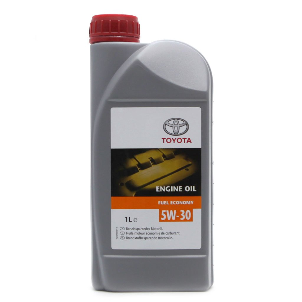 Масло моторное TOYOTA A5/B1/B5/A1 5W-30 (1л) канистра пластик EU