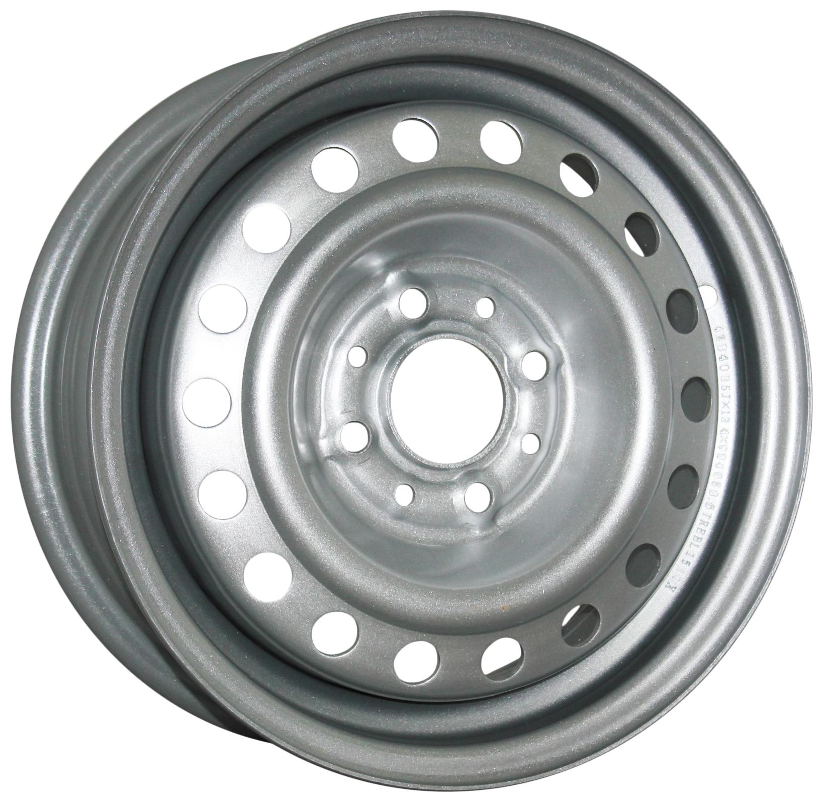 TREBL 6355T 5.5x14/4x108 ET37.5 CD63.3 Silver_диск стальной!.