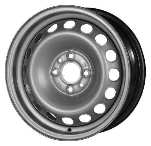 Диск колесный 7985 R15 6 4x114.3 ET44 56.6 Silver
