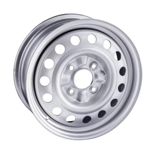 TREBL X40001 6x16/4x100 ET52 D54.1 Silver_диск ста