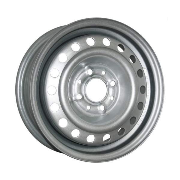 5.5x14 4x100 45(ET) 54.1(DIA) TREBL 53A45R Silver