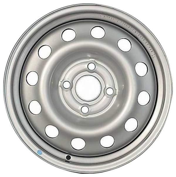 TREBL X40031 6.5x16/4x108 ET37.5 D63.3 Silver_диск
