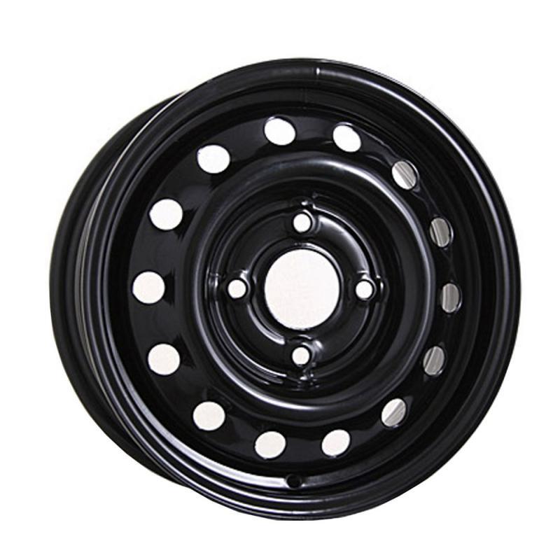 TREBL X40039 5.5x15 4x100 ET45 D54.1 Black_диск ст