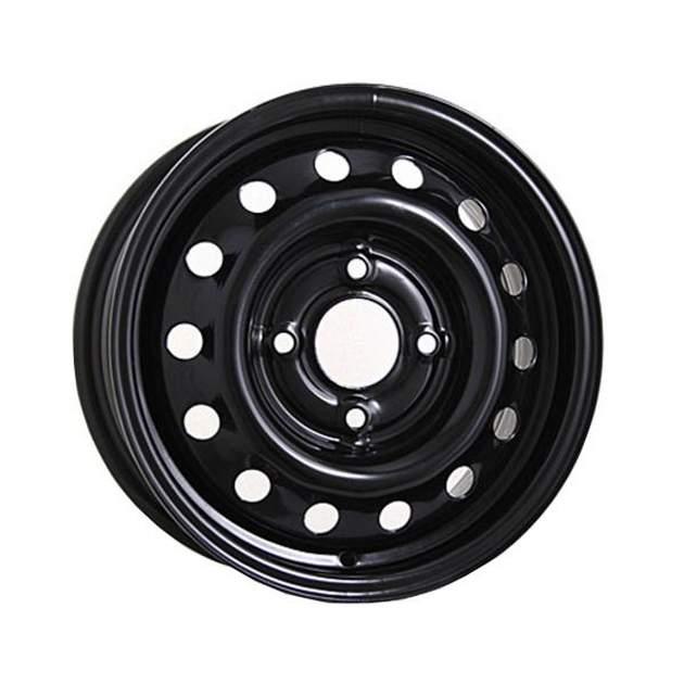 Диск колесный Trebl 6445 TREBL R15x6 4x100 ET39 Dia56.6 Black