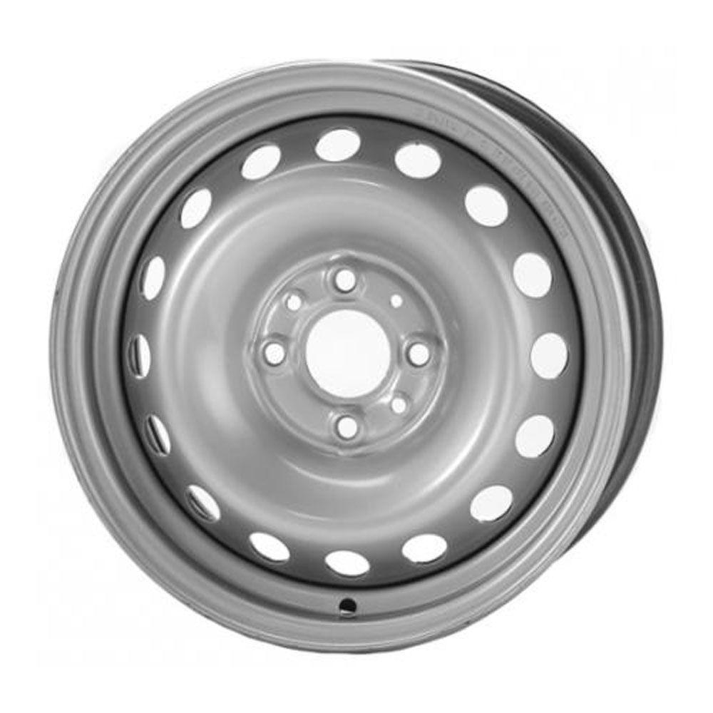 Диск колесный TREBL 53B35B P 5.5x14 4x98/35 d 58.6 (Silver)