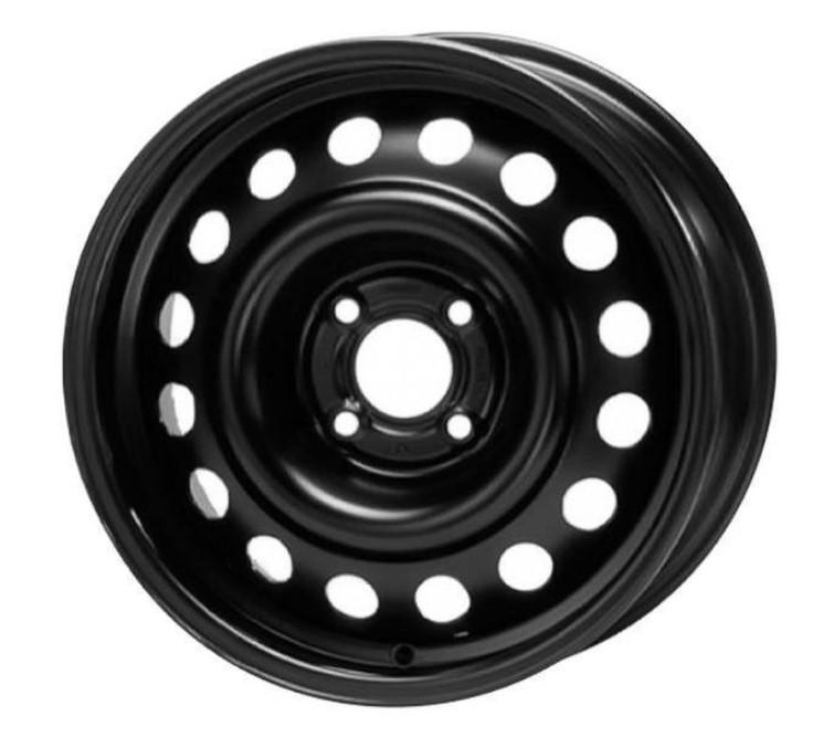 TREBL X40915 6x15/4x100 ET40 D60.1 Black_диск стальной!.