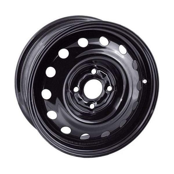 Trebl 6565 TREBL R14x5.5 4x100 ET45 CB56.6 Black