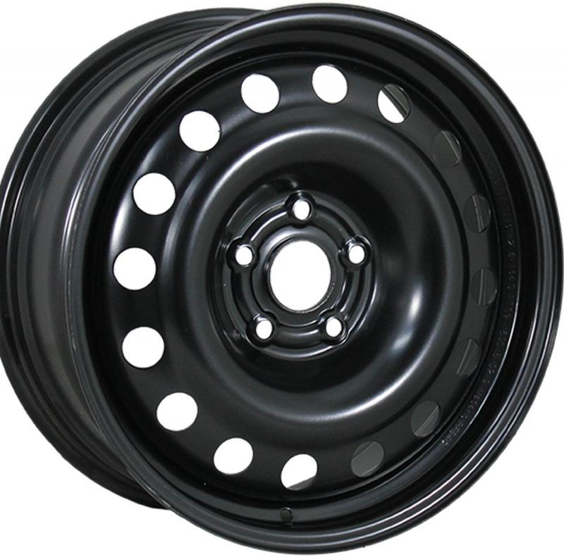Trebl X40009 TREBL R16x6.5 5x114.3 ET41 CB67.1 Black