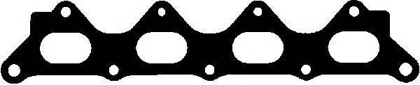 Прокладка выпуск Lancer 4g18 4g13