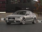 Audi A4 Поколение IV Рестайлинг Седан