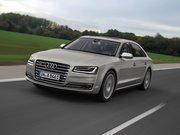 Audi A8 III Рестайлинг Седан Long