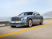 Bentley Mulsanne II Рестайлинг Седан