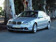 BMW 3 IV Рестайлинг Купе