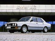 BMW 5 Поколение II Седан