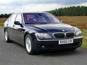 BMW 7 Поколение IV Рестайлинг Седан Long