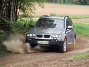 BMW X3 I Внедорожник