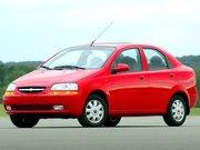 Chevrolet Aveo Поколение I Седан