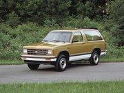 Chevrolet Blazer I Внедорожник 3 дв.