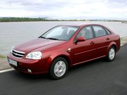 Chevrolet Lacetti Поколение I Седан